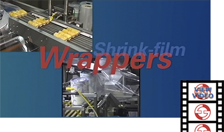 GGA Conveying, Placing and Packaging with Flow Wrapping video