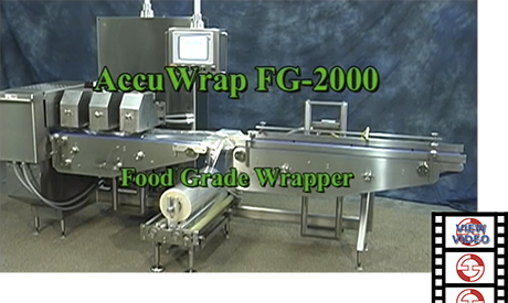 Food Packaging with Versatile Modular Wash-down Wrappers video